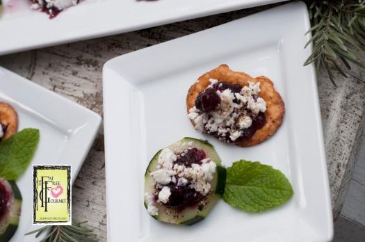 Cranberry Feta Appetizer wlogo1