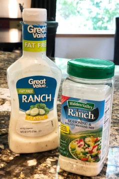 Ranch Dressing Confessions